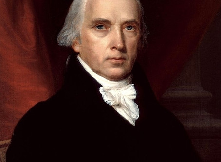 Seeing James Madison More Clearly: The Joy of Writing About Out Nation's Greatest Lawmaker