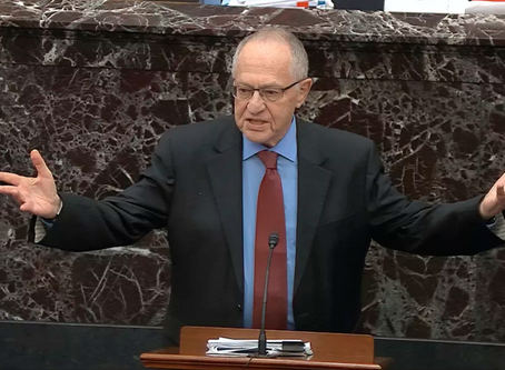 What would the framers think of Dershowitz and the Senate impeachment trial? | Deseret News