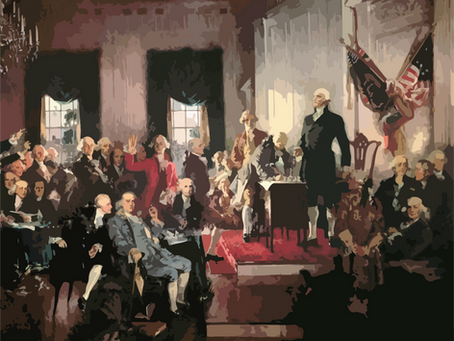 Lessons from the Founding of America: Forgiveness in a Fiercely Partisan Era   Meridian Magazine