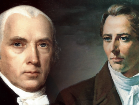 What Joseph Smith, James Madison and Elder Quentin L. Cook Have in Common   Meridian Magazine
