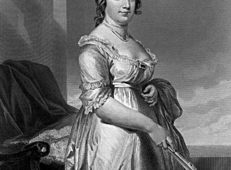 """Blessed Are the Peacemakers"": James and Dolley Madison and the Key to Making Peace 