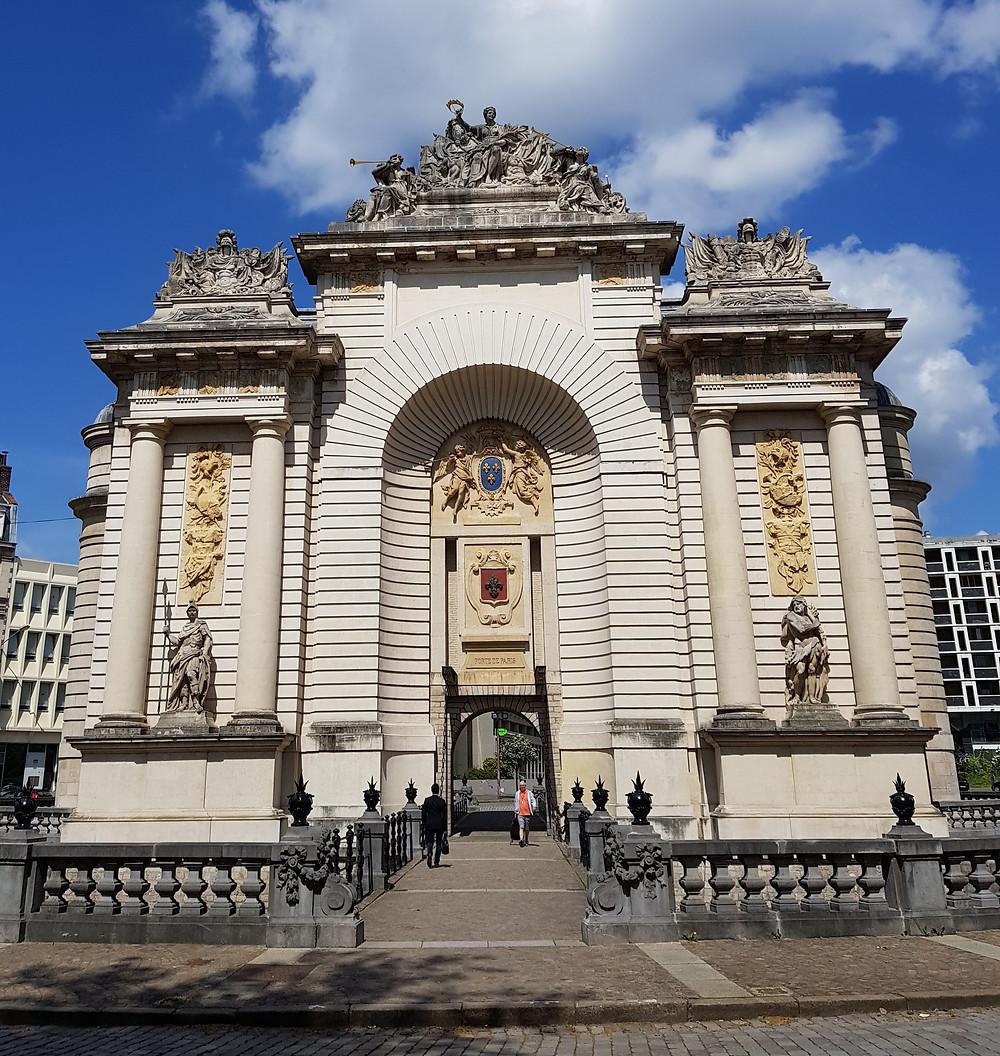 Porte de Paris   Lille   Destino France