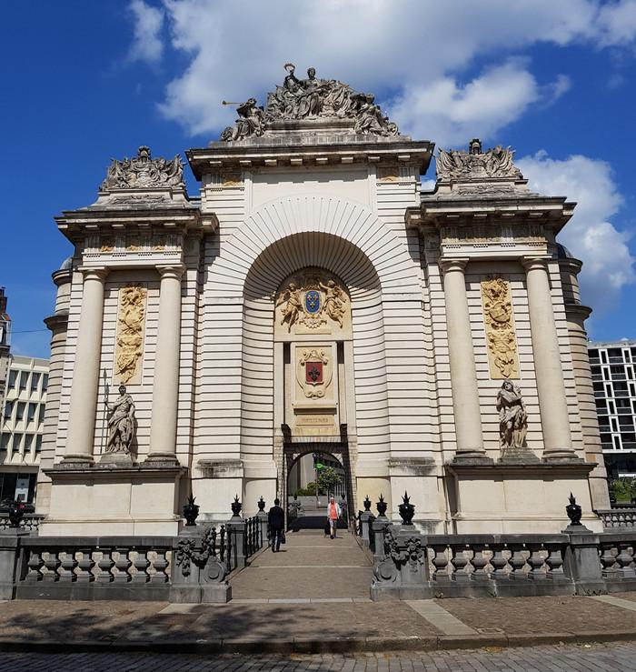 Porte de Paris | Lille