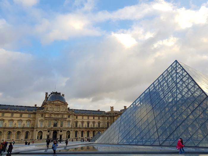 Pirâmide do Louvre | Dicas de Paris