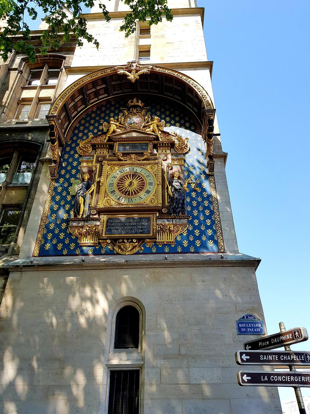 Relógio de Paris | Guia brasileiro em Paris | Destino France