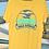 Thumbnail: Yellow Short Sleeve Shirt