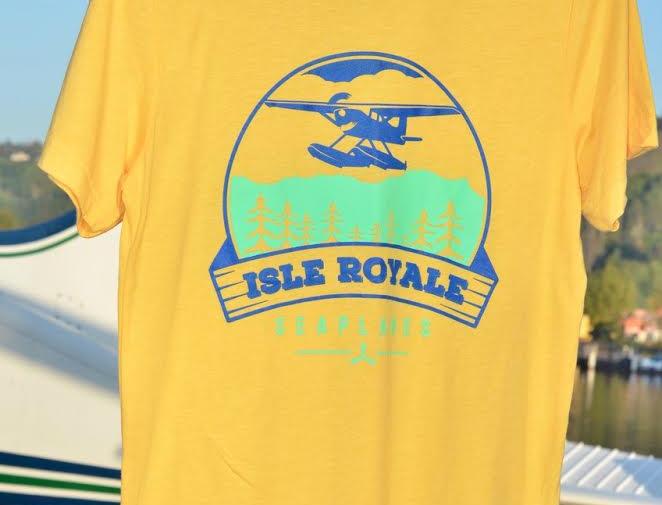 Yellow Short Sleeve Shirt