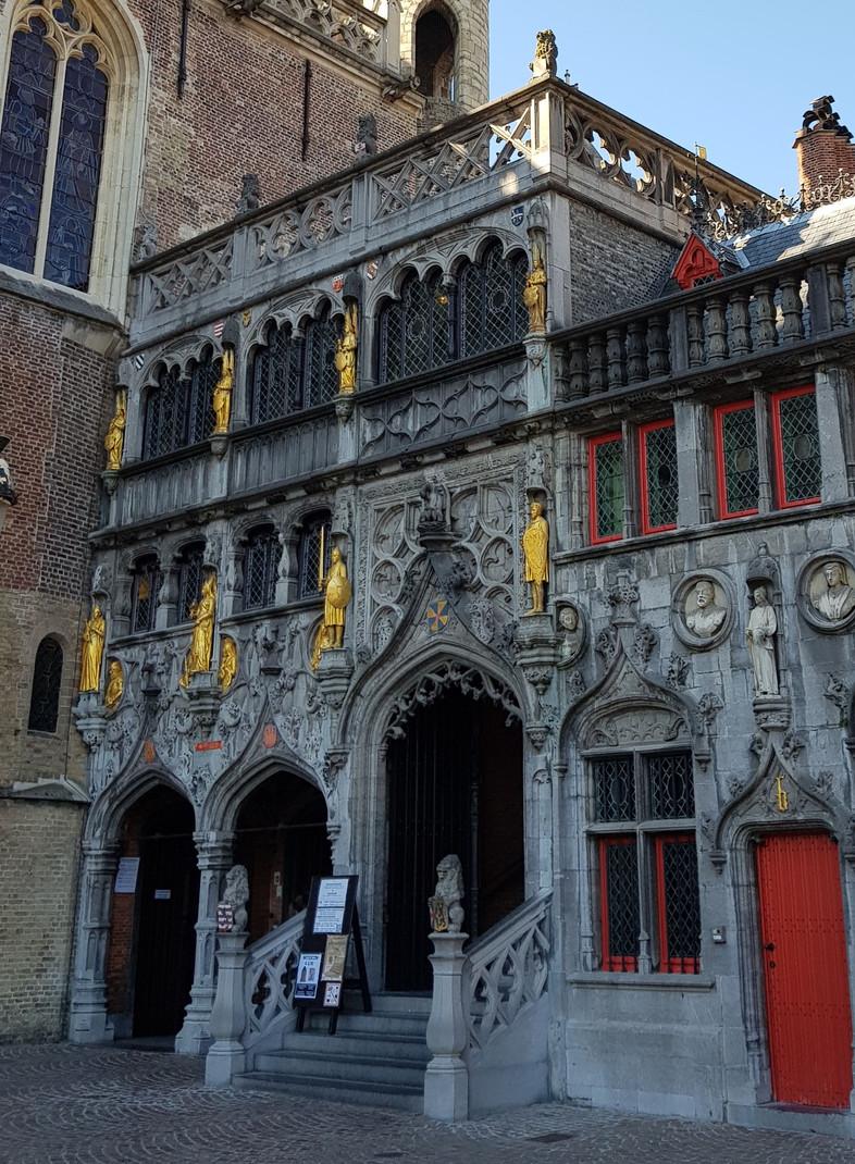 Basílica do Sangue Sagrado - Bruges