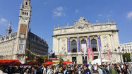 Braderie de Lille 2018, são esperados 2 milhões de visitantes no maior e mais famoso mercado de pulg