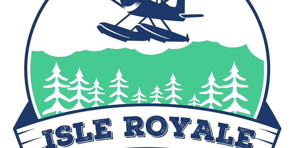 Isle Royale Seaplanes Patch