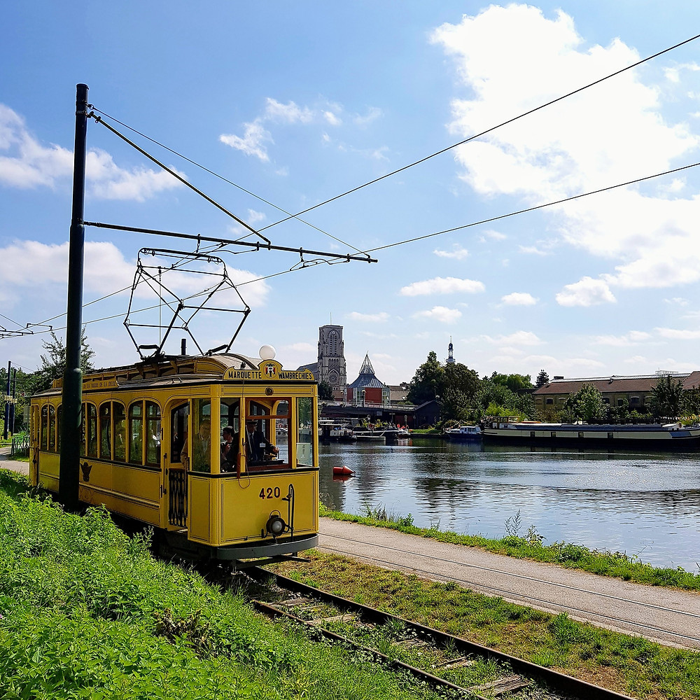 Tramway Touristique Lille - Guia brasileiro em Lille - Destino France