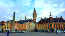Lille classificada como a 2º melhor cidade da França com relação oferta de emprego x moradia!