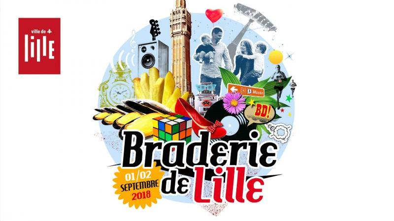 Braderie de Lille - Destino France - Guia brasileiro em Lille