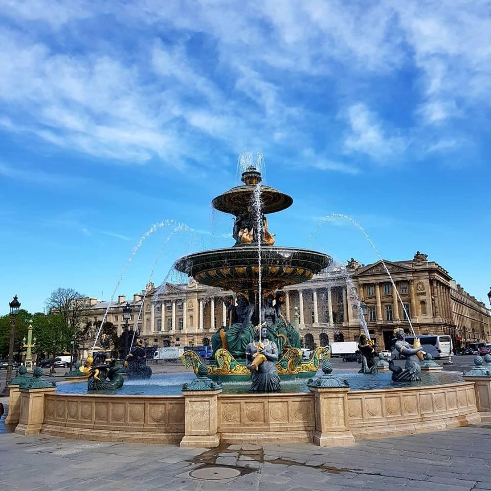 Destino France | Guia brasileiro em Paris | Place de la Concorde