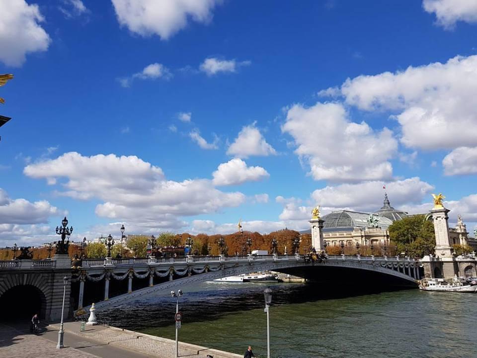 Destino France | Guia brasileiro em Paris | Pont Alexandre III