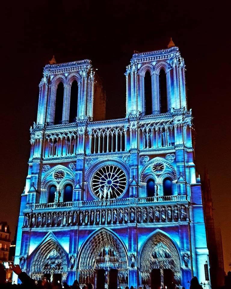 Guia em Paris