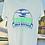 Thumbnail: Ice Blue Short Sleeve Shirt