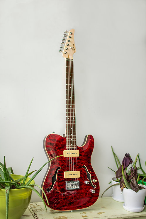 LT-400H Archtop T-Style Electric Guitar