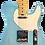 Thumbnail: Lyman CS-1 Lyman Blue T-Style Guitar
