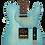 Thumbnail: Lyman CS-1R Lyman Blue Burst T-Style Guitar