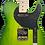 Thumbnail: Lyman CS-1 Shamrock Burst T-Style Guitar