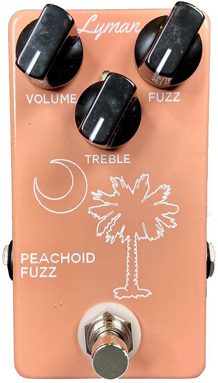 Lyman Peachoid Fuzz