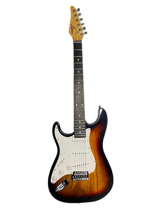LS-200 S-Style Left-Handed Electric Guitar