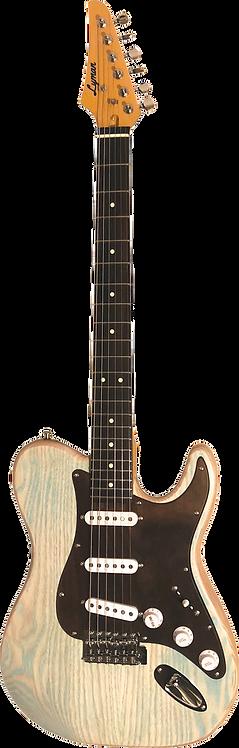 Lyman CS-2 Vintage Aqua T/S-Style Guitar