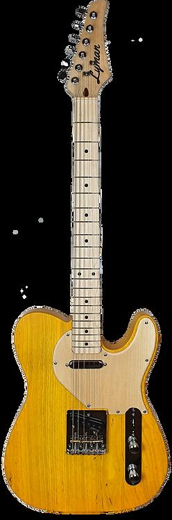 Lyman CS-1 Tuscan Sun T-Style Guitar