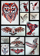 Native American bird tattoo designs.jpg