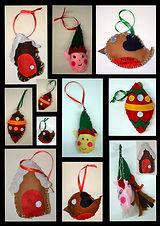 Sewn felt Christmas decorations.jpg