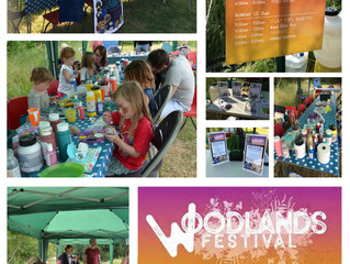 Woodlands Festival June 8th - 10th 2018