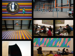 ARTsCOOLuk Art trip to The Tate Modern