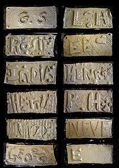 Clay name plaque 1.jpg