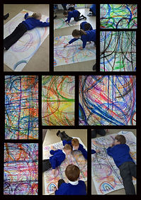 Giant Spirographs 3 with faces blurred.j