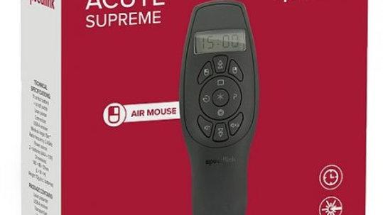 שלט מצגות אלחוטי SpeedLink Acute Supreme – כולל סמן לייזר ו- Air Mouse