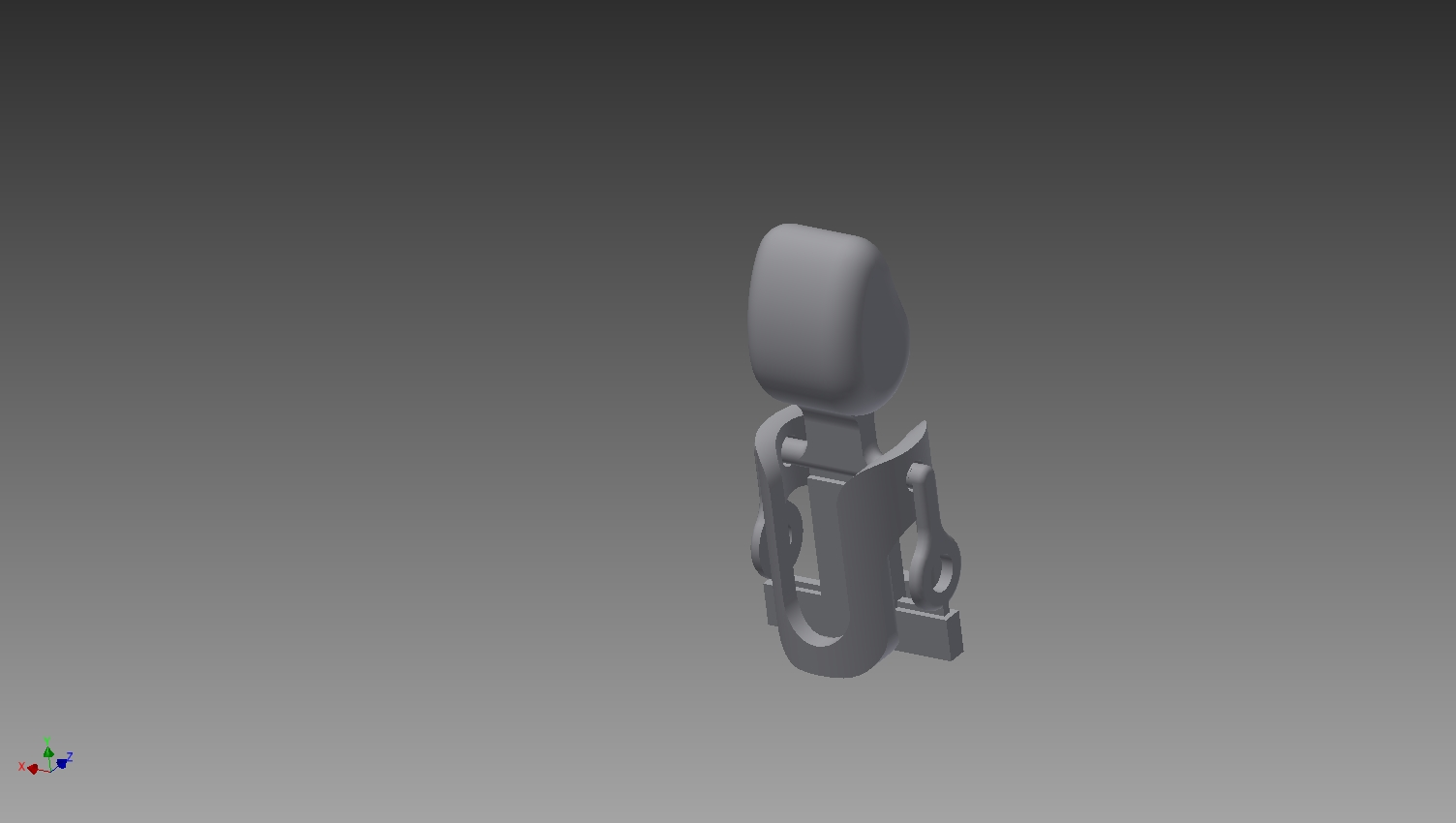 DigiTouch Prosthetic rendering
