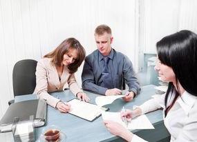 Удобное заключение договоров и оплата услуг