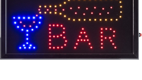 4 Cool Home Bar Signs Under $20 You Should Know About