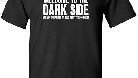 T-Shirt Tuesday: Star Wars Welcome To The Dark Side T-Shirt