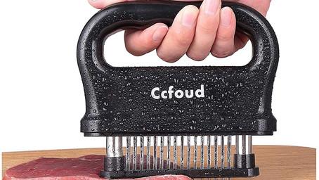 Good Stuff Cheap: The CCFOUD Needle Blade Steak Tenderizer