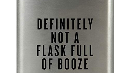 4 Funny and Awesome Flasks Under $20 You Should Know About