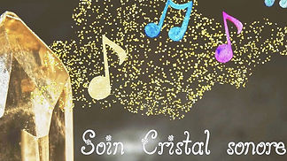 soin cristal sonore