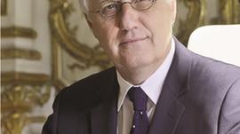 Mr Philippe Martin, Ministre de l'Ecologie, du Développement durable et de l'Energie pour «