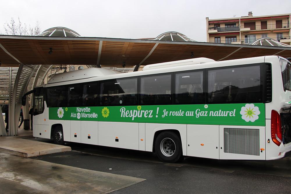 Bus au GNV : un plébiscite des Agglomérations