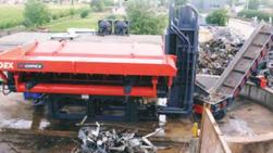 Copex, constructeur français de presses et cisailles hydrauliques allie innovation et exportation de