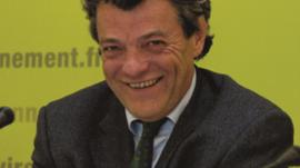 Jean-Louis Borloo, Ministre d'Etat, Ministre de l'écologie, de l'énergie, du développement durable e