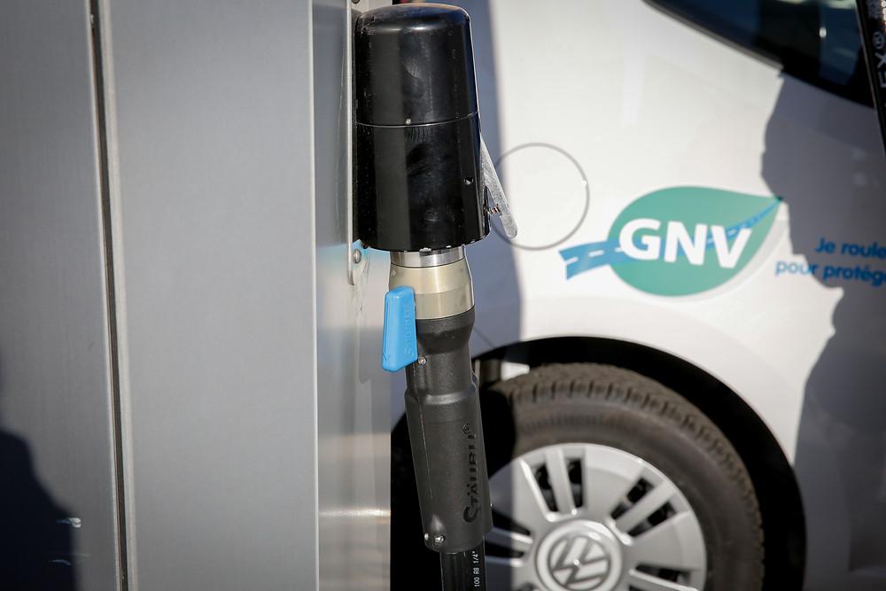 Avitailler son réservoir de GNV ? Simple et rapide