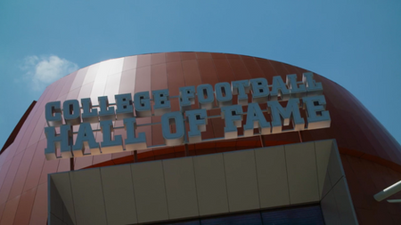 College Football Hall of Fame | Mara Davis
