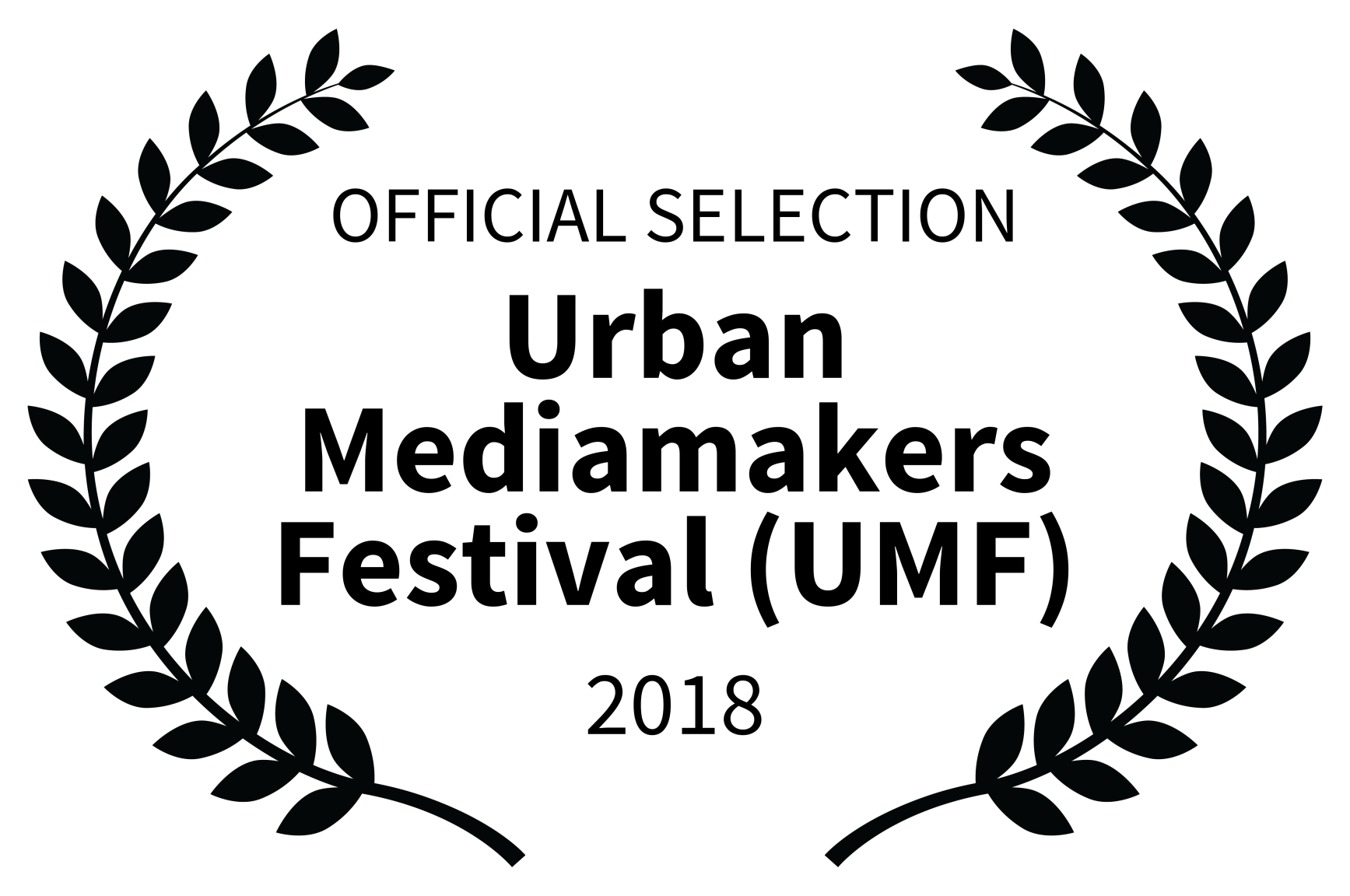 OFFICIAL SELECTION - Urban Mediamakers F